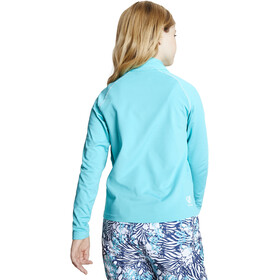 Dare 2b Consist II Core Stretch Longsleeve Shirt Kinderen, ceramic